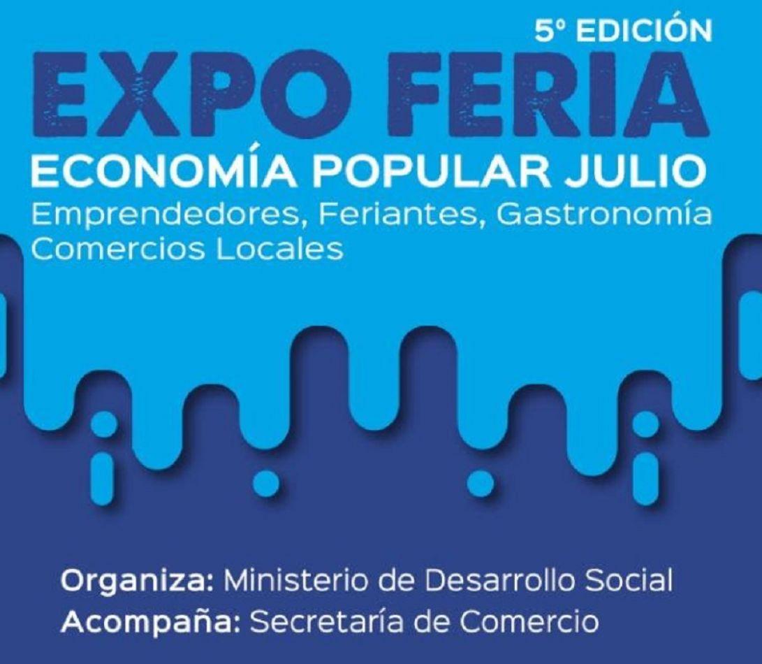 Nueva edición de la Expo Feria de la Economía Popular