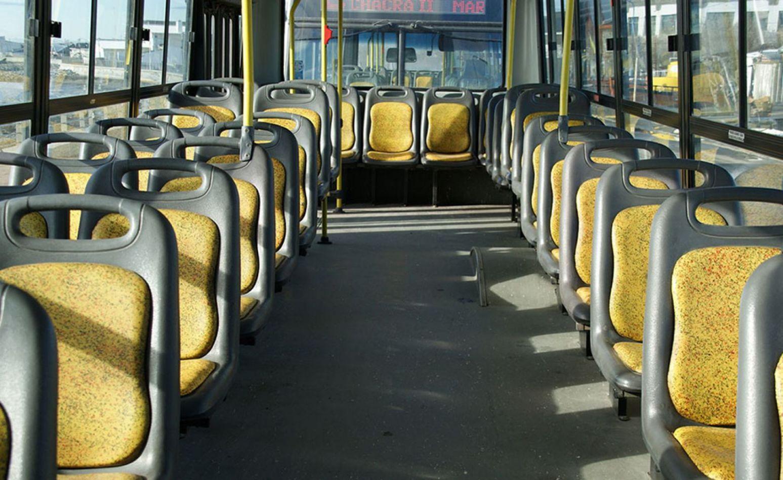 12 de julio no habrá servicio de transporte público de colectivos