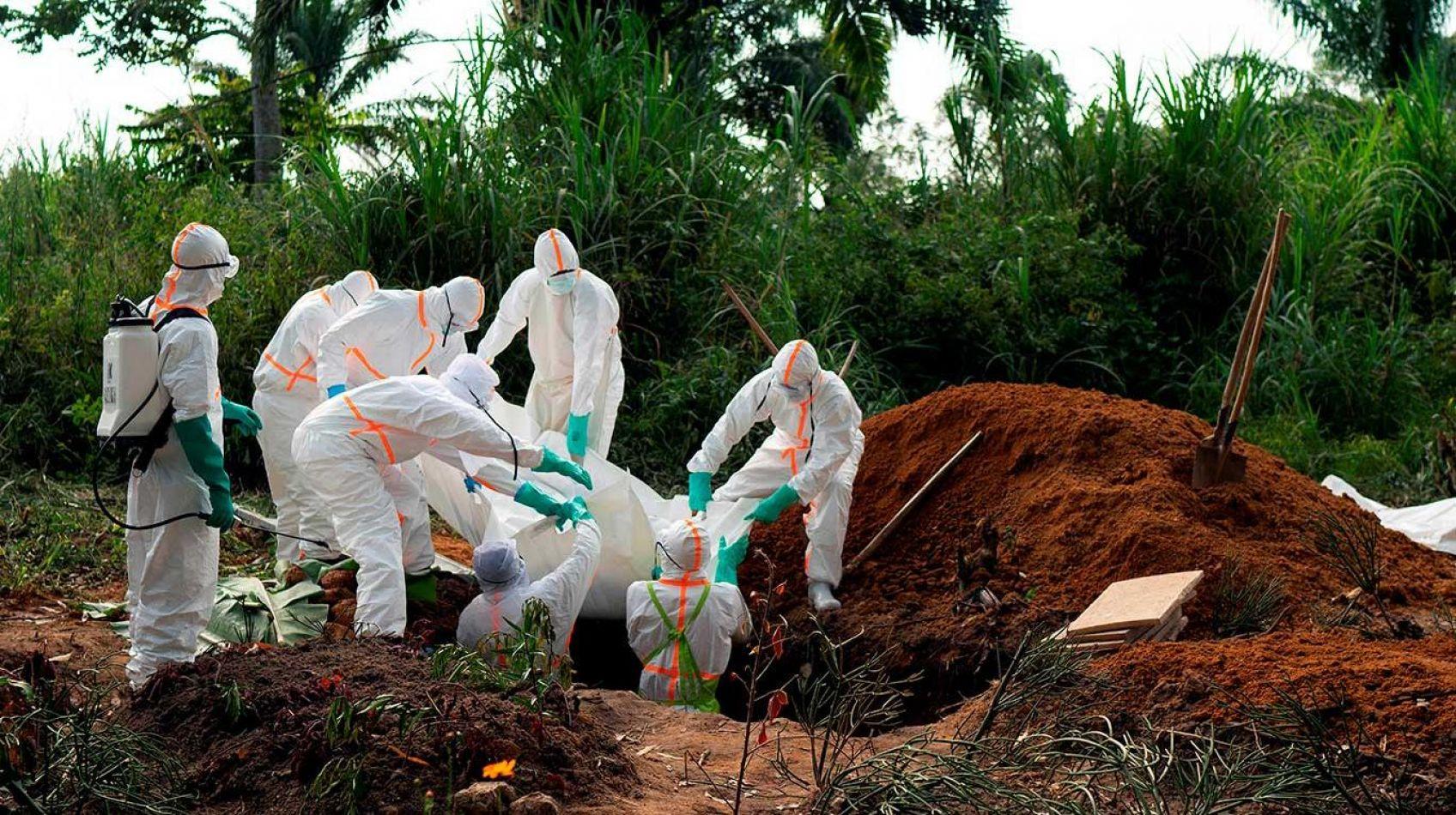La decisión fue tomada por recomendación del Comité de Emergencia de la OMS y siguió al primer caso confirmado de ébola en la ciudad de Goma.