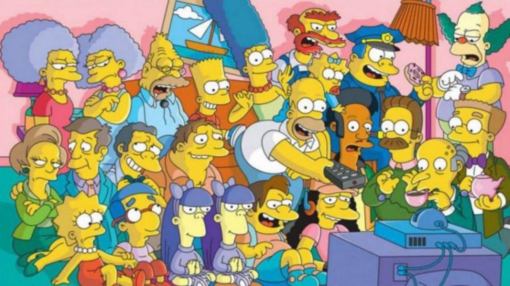 Cuatro personajes históricos de Los Simpson podrían desaparecer
