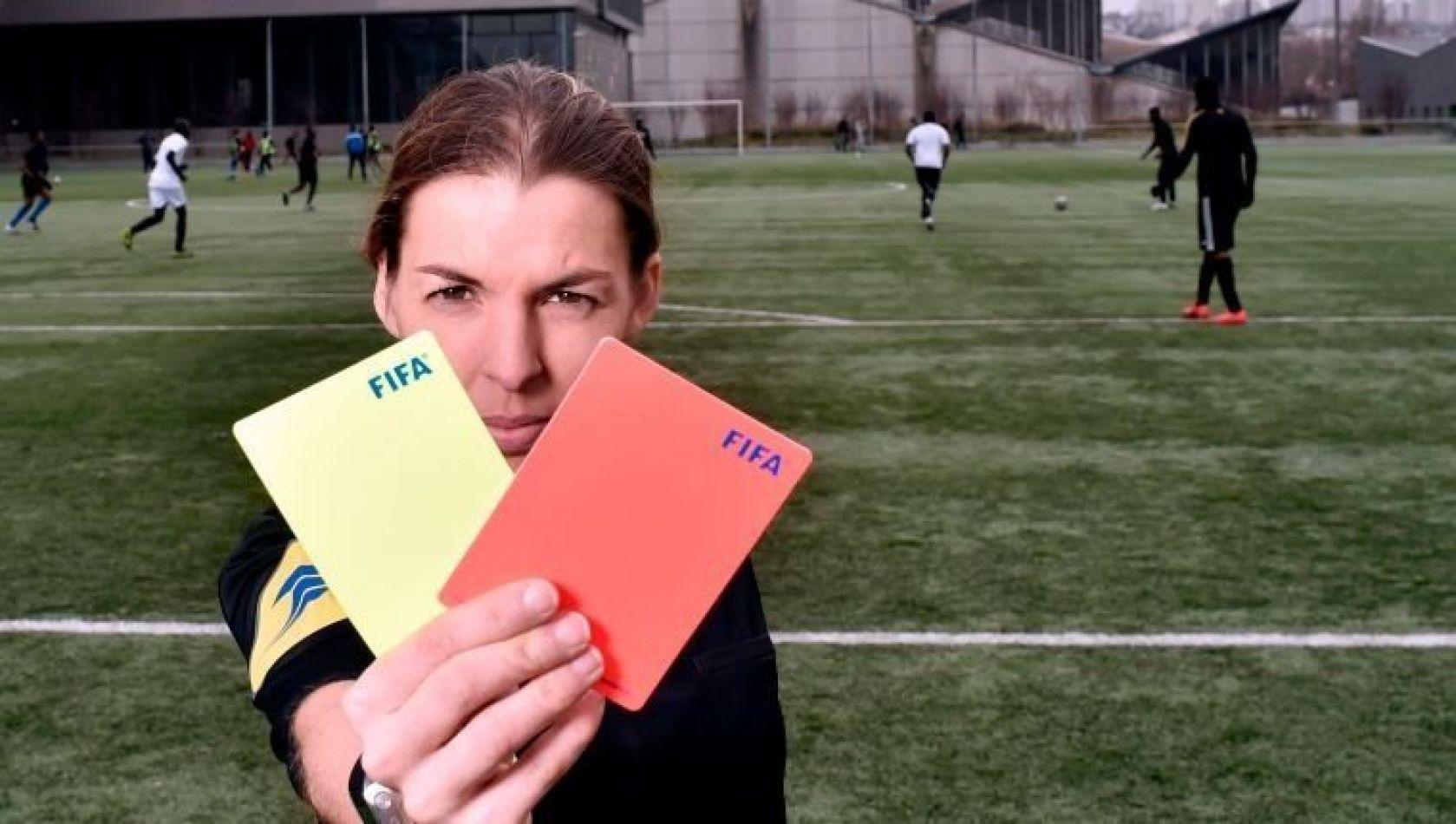 Stéphanie Frappart marcará el 14 de agosto un hito histórico en el fútbol,
