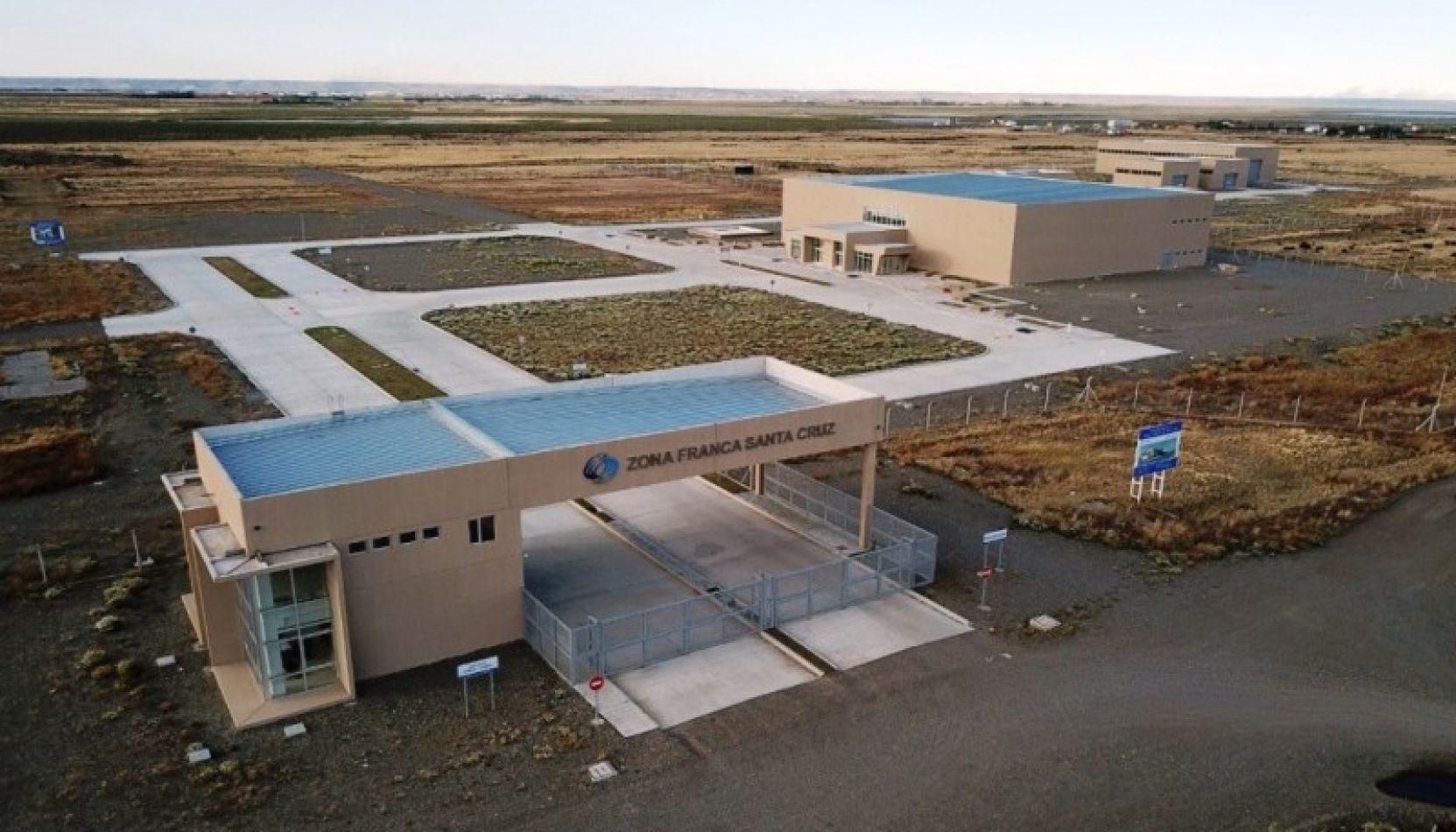 La Administración Federal de Ingresos Públicos (AFIP) habilitó la zona franca de Río Gallegos