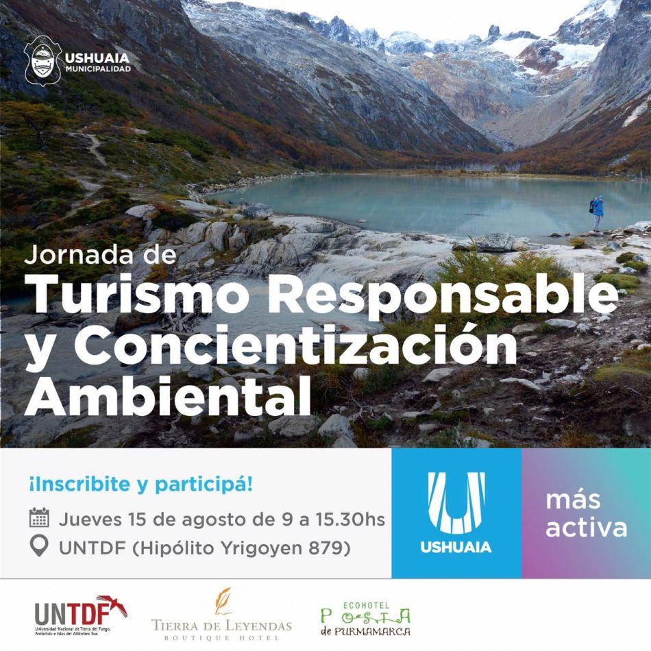 Turismo sustentable: jornada organizada por la Municipalidad de Ushuaia