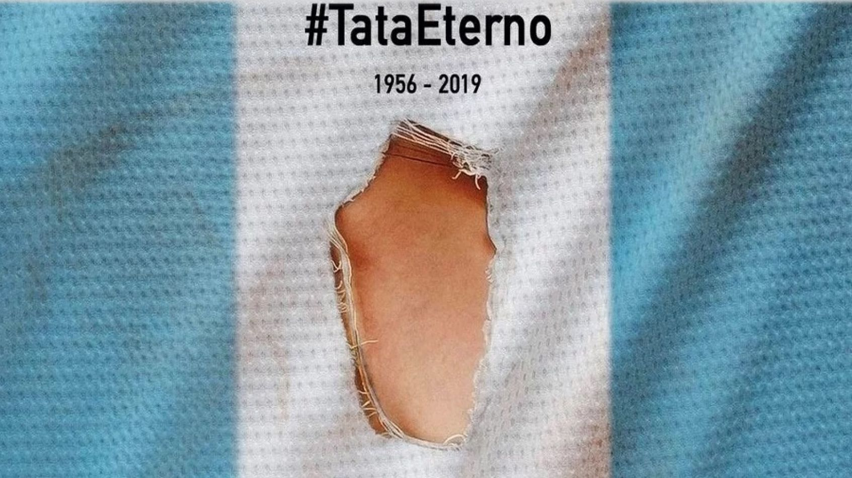 El emotivo homenaje de la Superliga al Tata Brown