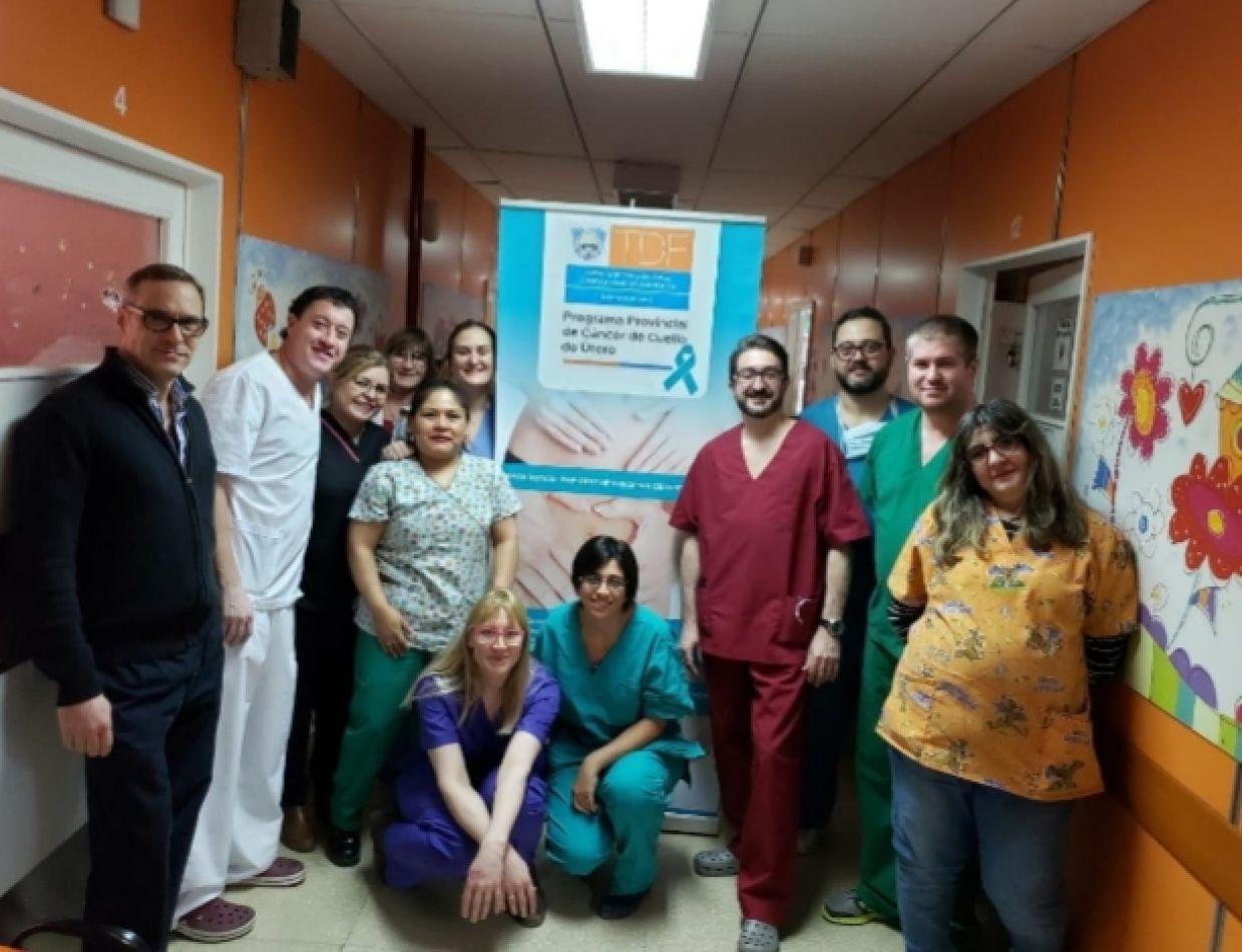 Se realizó Jornadas de Cirugía Laparoscópica