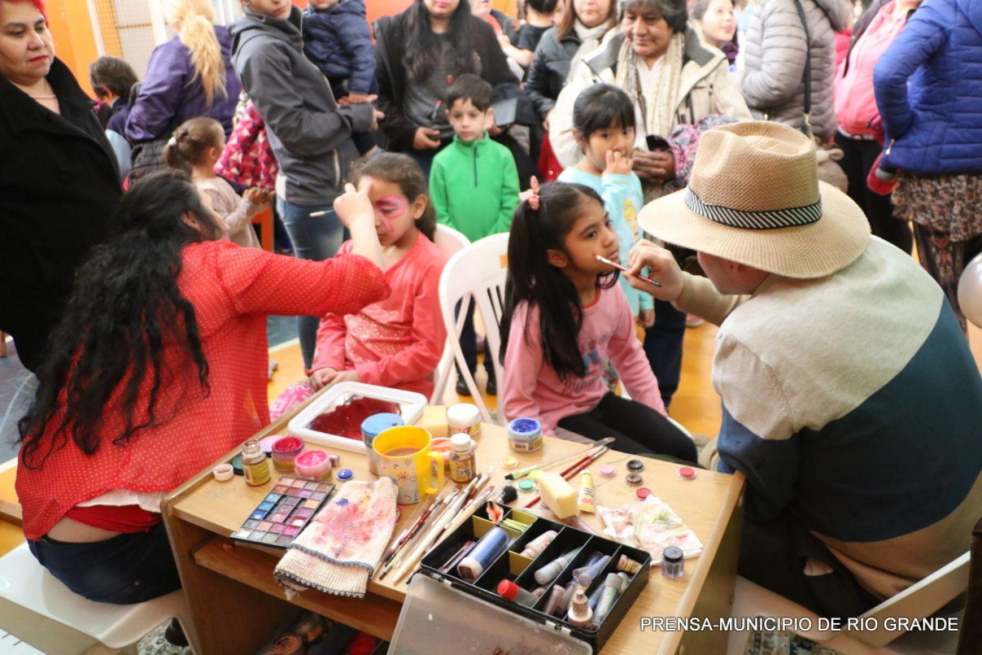 Actividades por el Día de los Niños