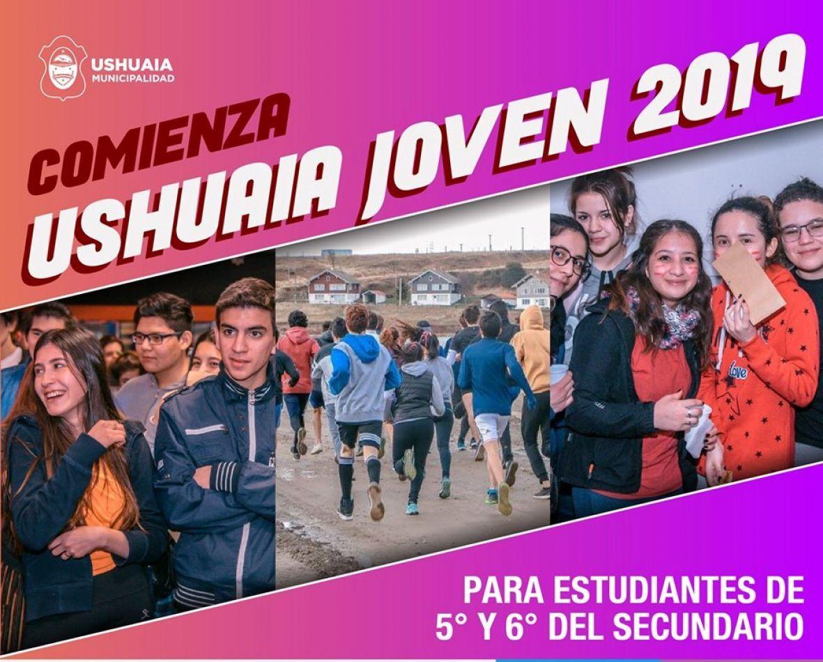 """En septiembre se realizará el """"Ushuaia Joven"""""""