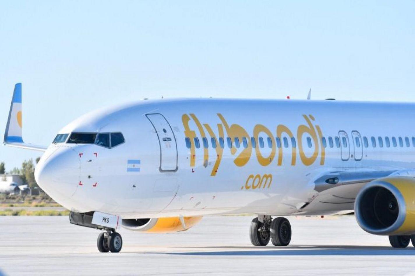 Aerolínea low cost regala pasajes para votar en octubre