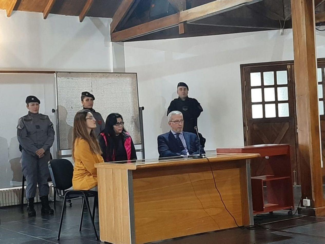Durante lectura del veredicto