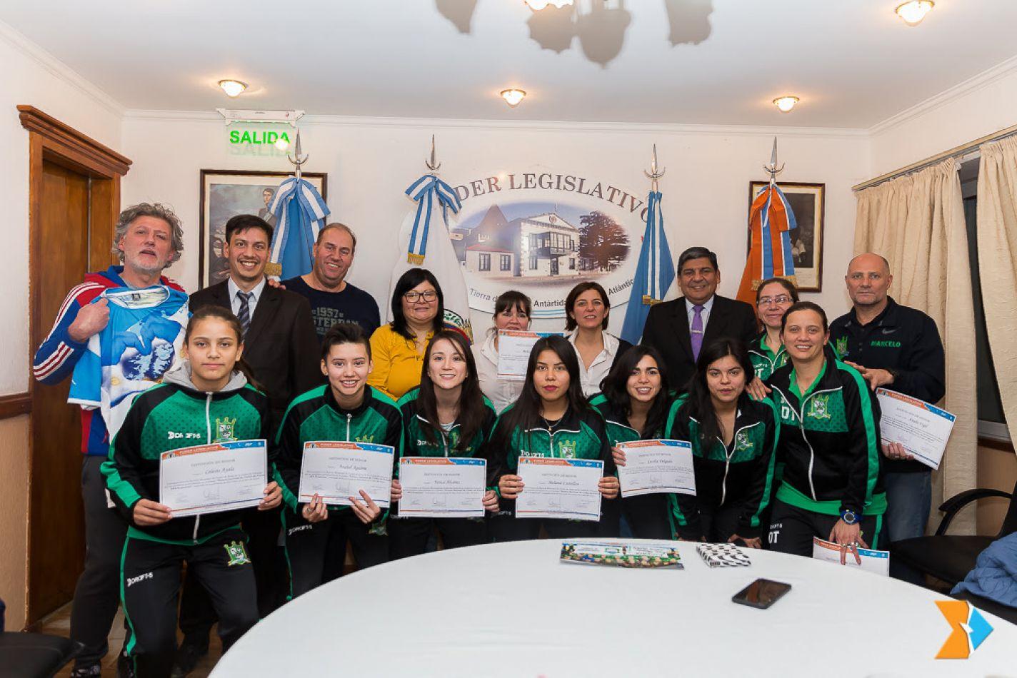Arcando saludó a las mujeres deportistas en el día de la futbolista argentina