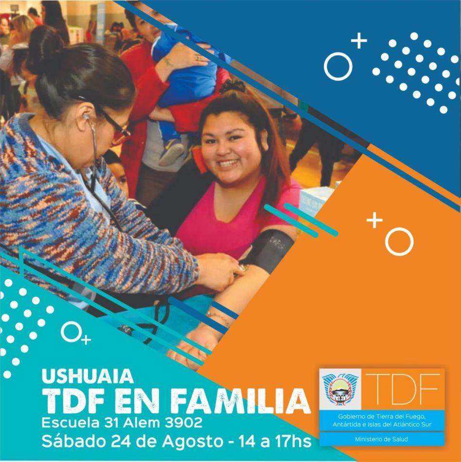 """Nueva edición del """"TDF en Familia"""""""