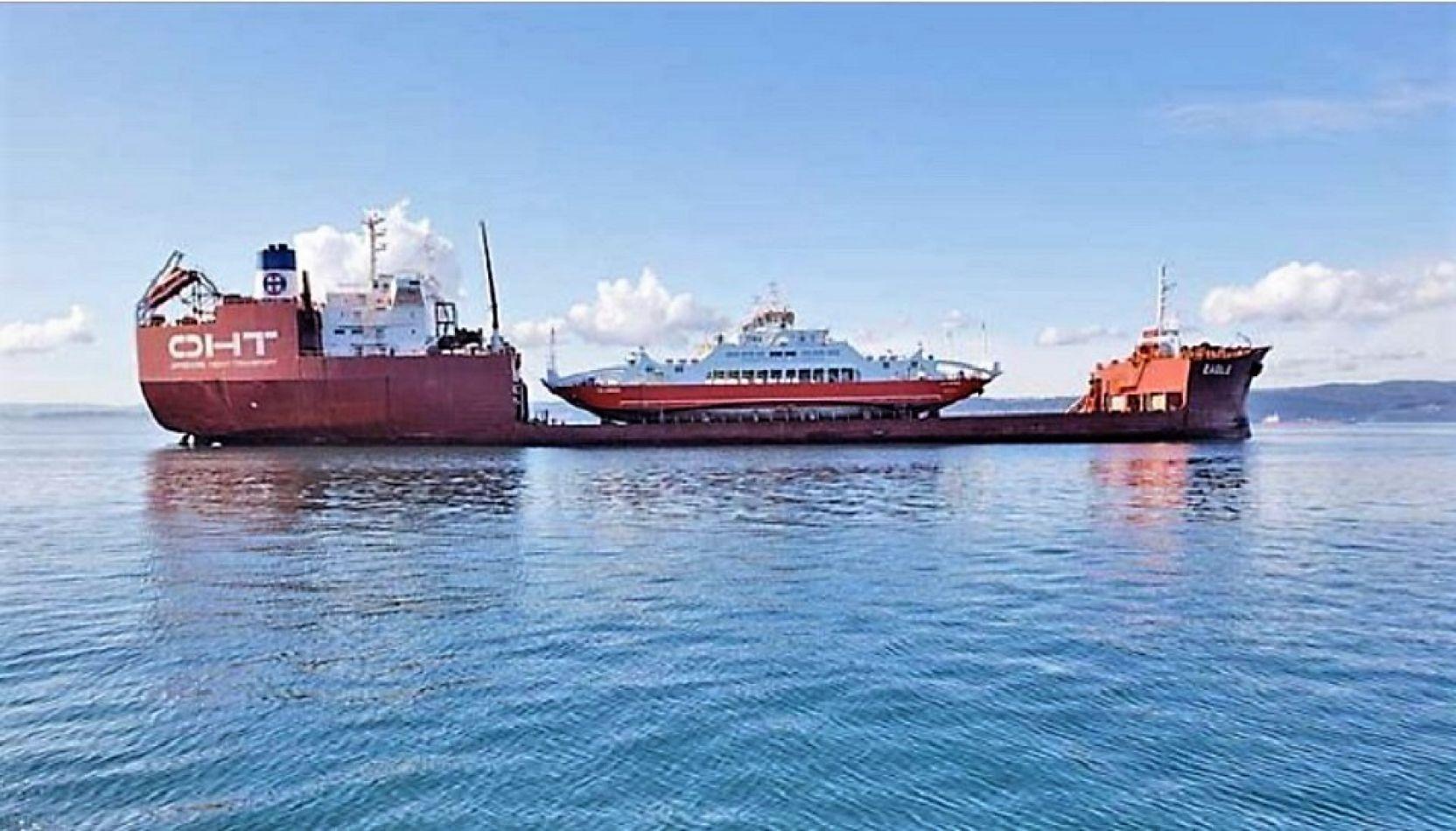 Nueva naviera chilena busca unir a las Islas Malvinas con Chile
