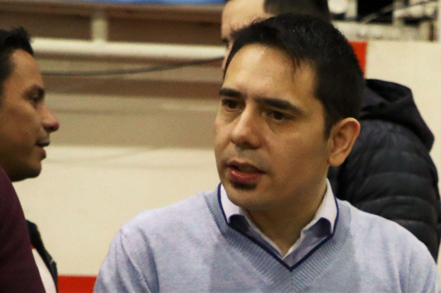 Federico Runín Secretario de Participación y Gestión Ciudadana del Municipio de Río Grande