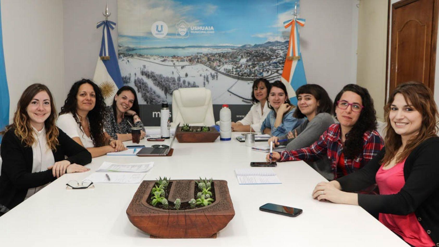 Secretaría de la Mujer de la Municipalidad de Ushuaia