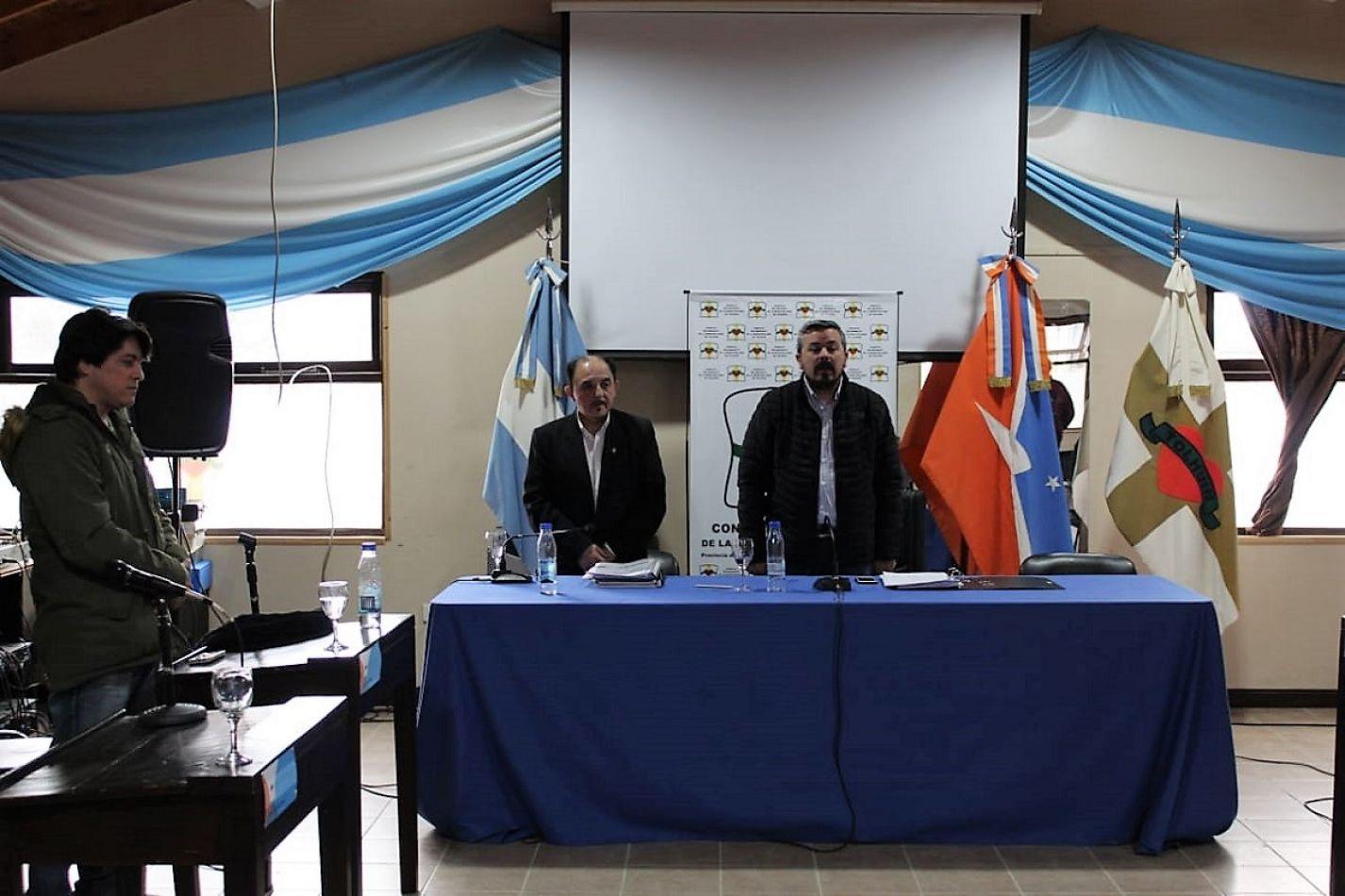El Concejo Deliberante de Tolhuin, a cuarto intermedio para el miércoles 18.