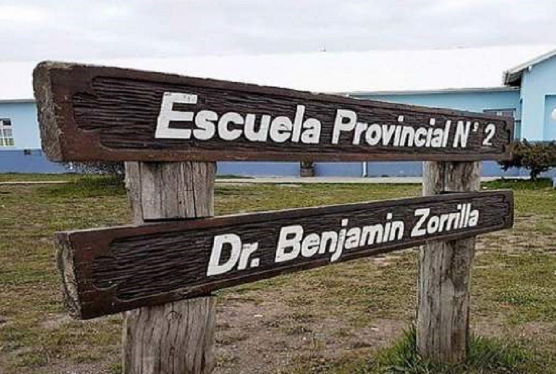 Escuela Provincial N°2 Dr Benjamín Zorrilla