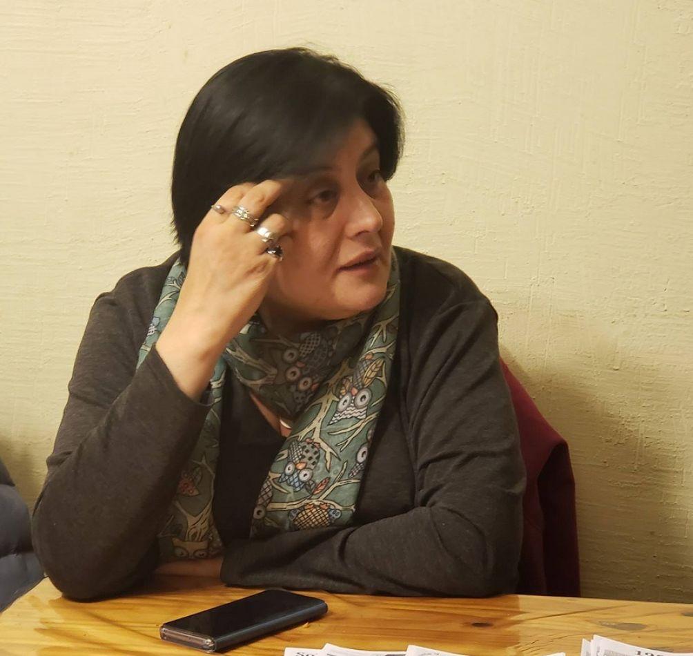 Concejal de Río Grande, Miriam Laly Mora