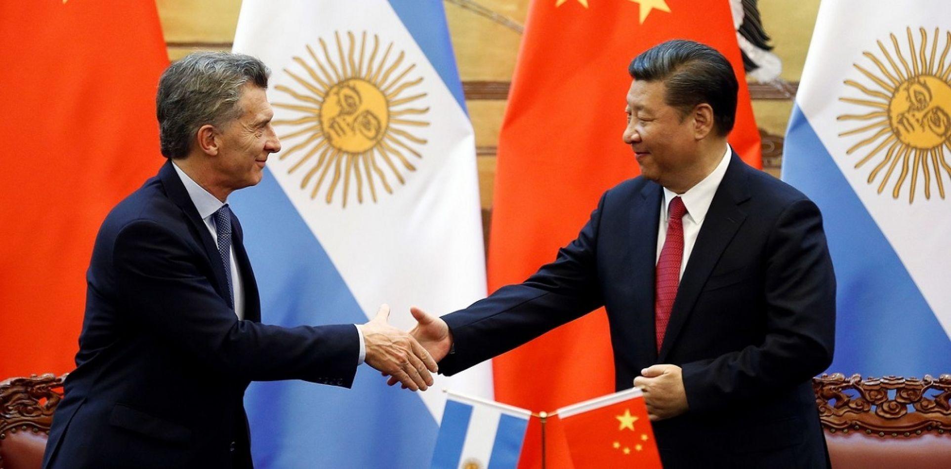 Argentina exportará harina de soja a China