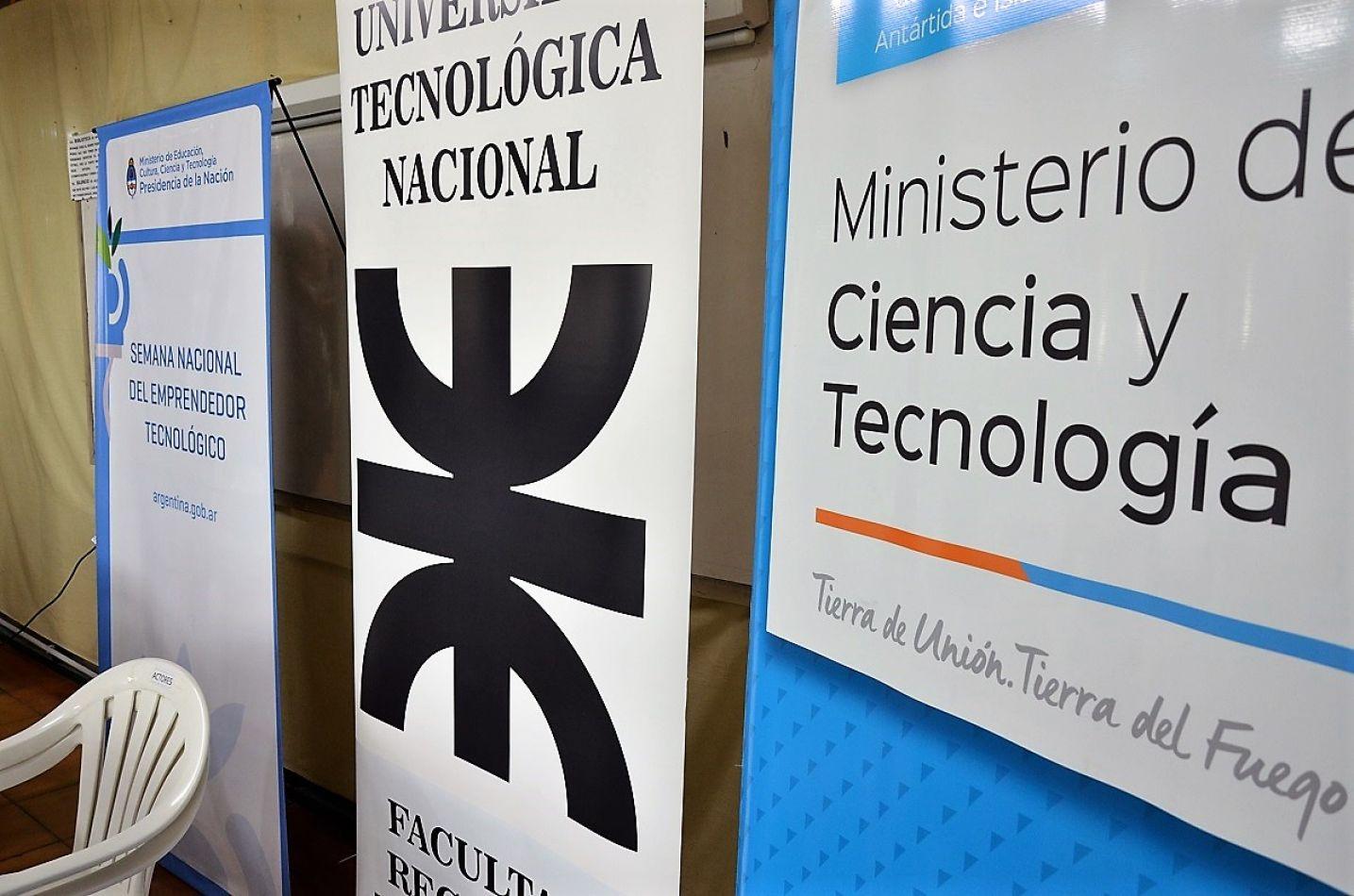 Llegó a su fin la Semana Nacional del Emprendedor Tecnológico.