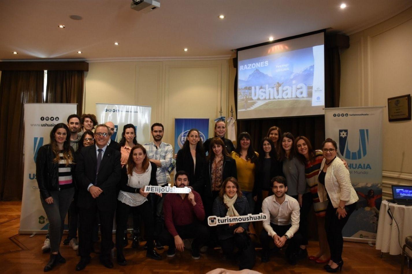 Ushuaia se posiciona como destino turístico nacional e internacional
