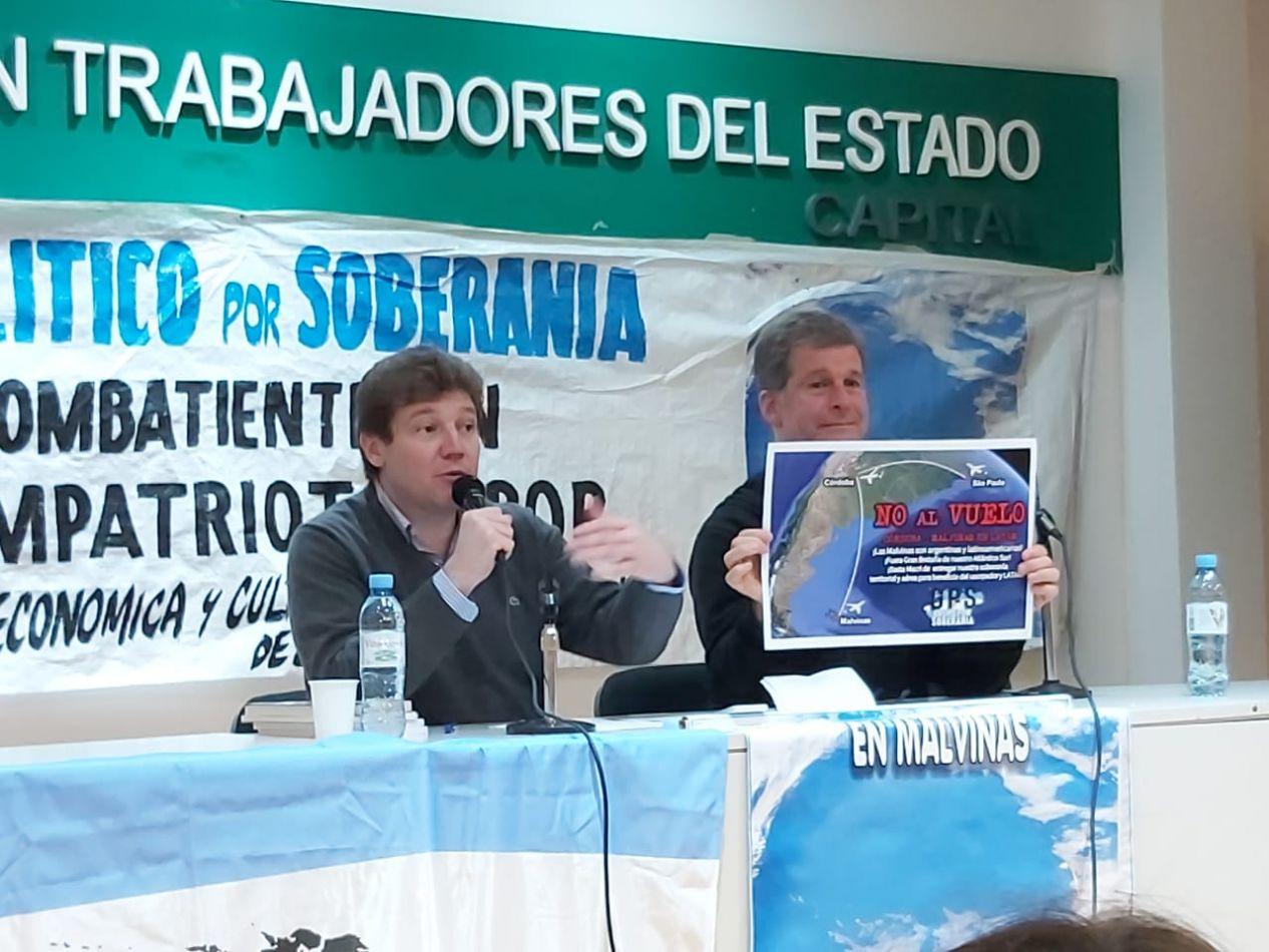 """Jornada Nacional de Debate """"La Soberanía para la Argentina que se viene"""""""