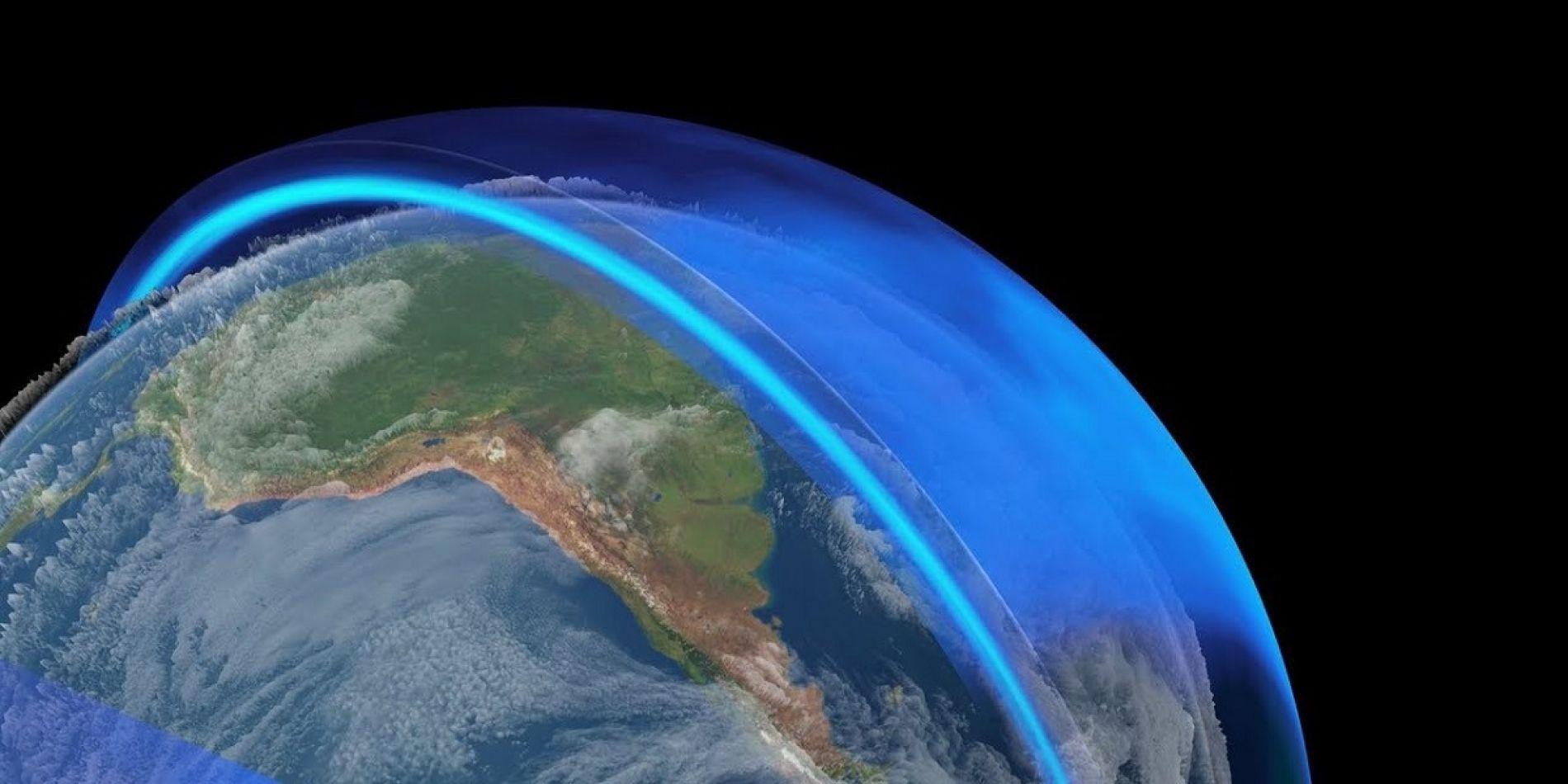 Tierra del Fuego se suma al pedido de preservación de la capa de ozono