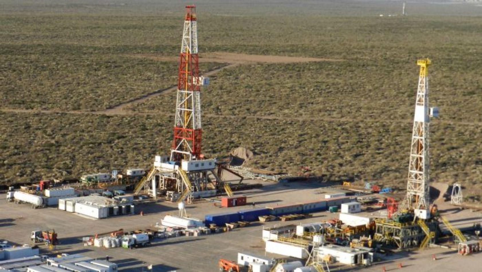 Yacimiento petrolífero Vaca Muerta