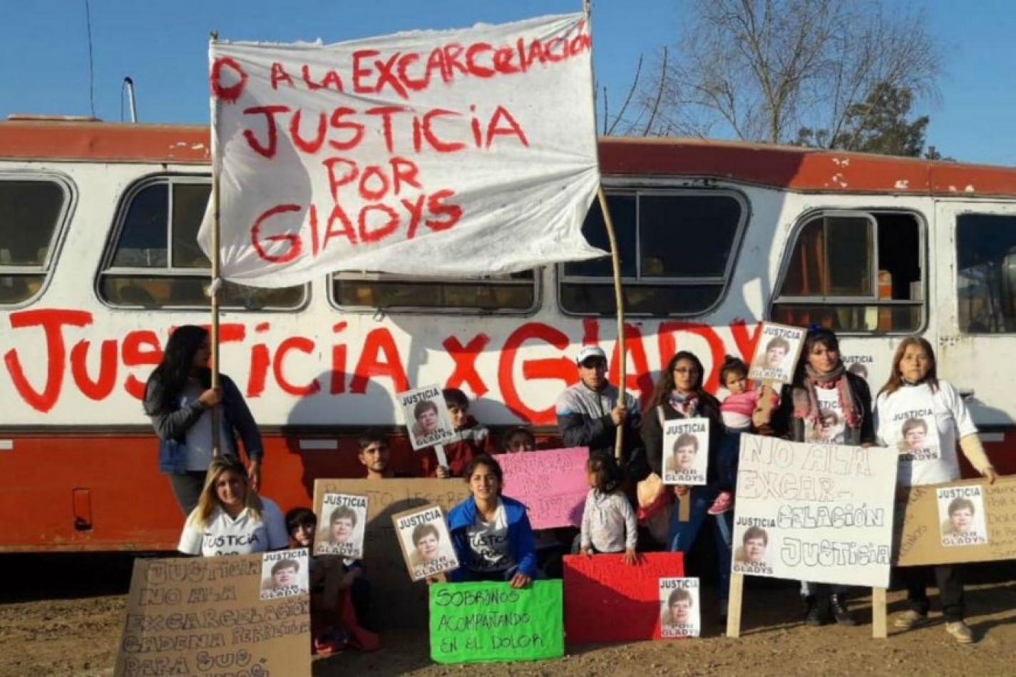 Procesaron a los acusados por el crimen de Gladys Moledo