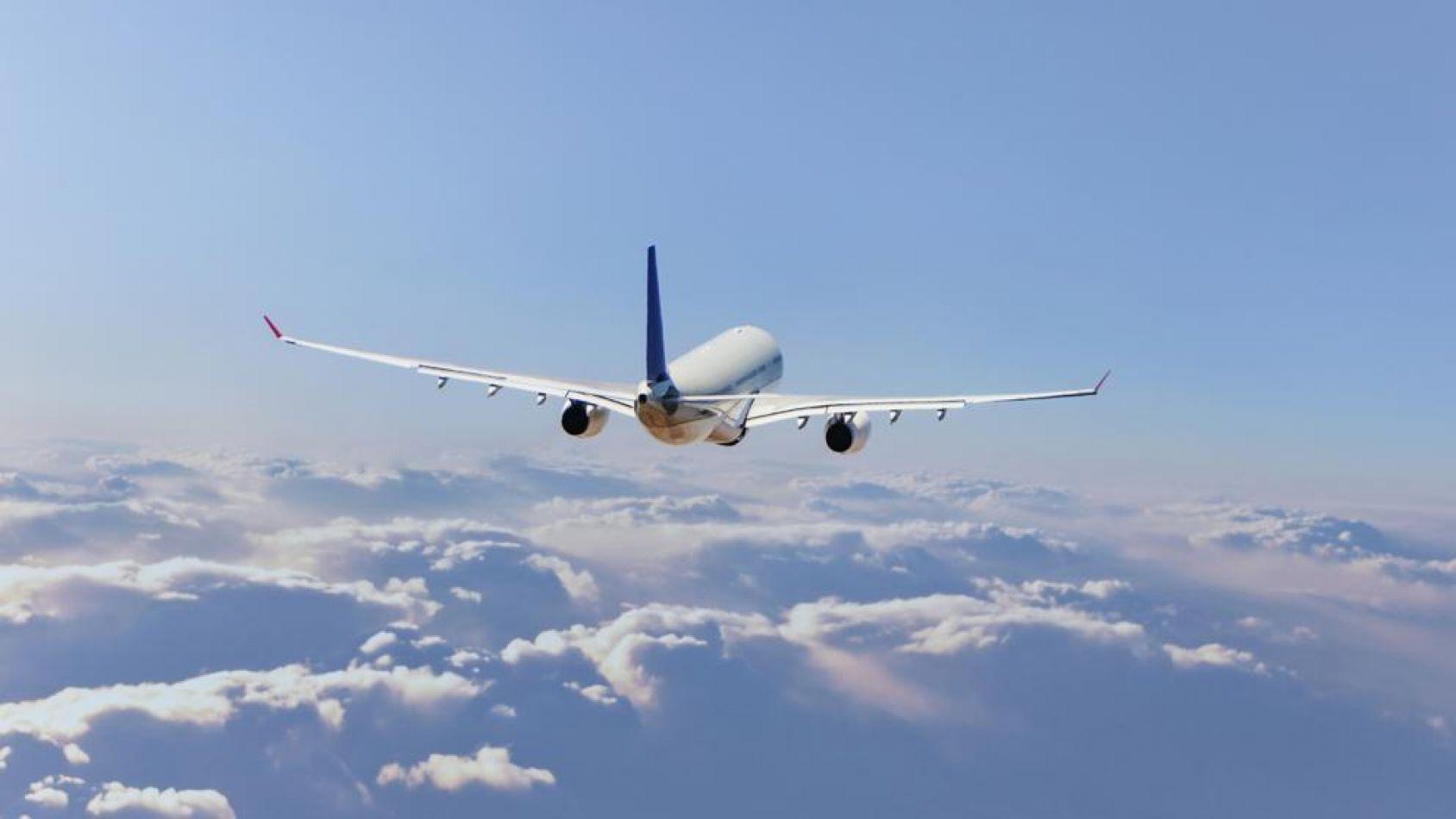 Sin vuelos en Aerolíneas y Austral. Una imagen que se repetiría este fin de semana.