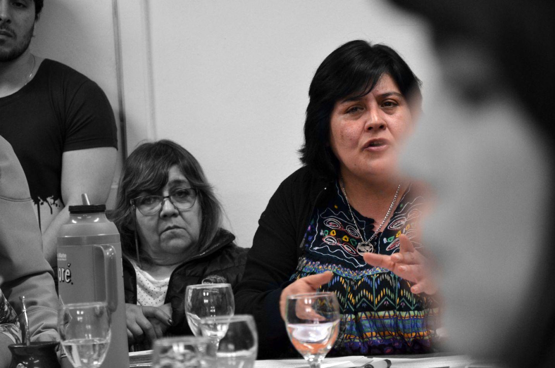 Laly Mora, concejal de Río Grande.