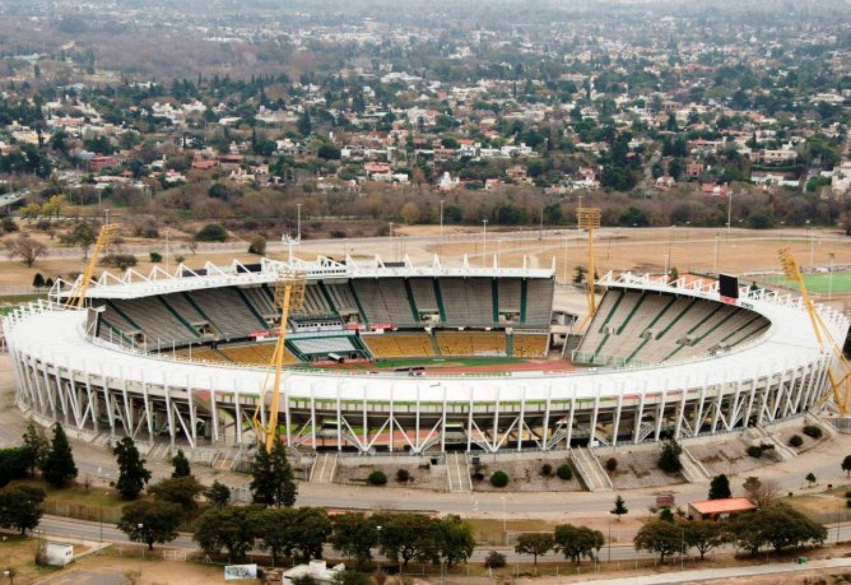 El Estadio Mario Alberto Kempes será oficializado hoy como escenario de la final única de la Copa Sudamericana 2020