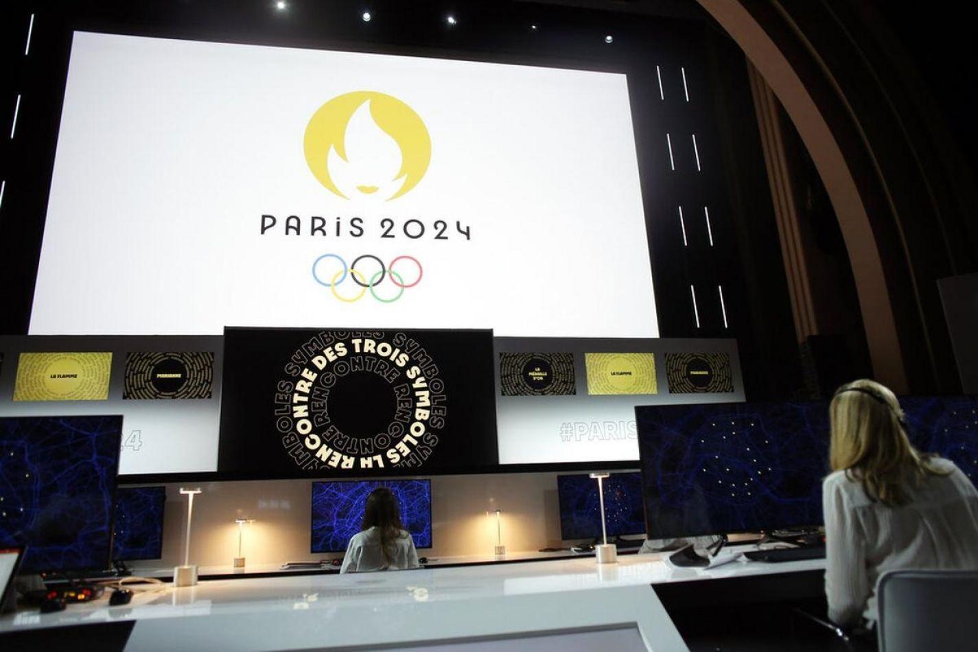 Presentaron el logo de los Juegos Olímpicos París 2024
