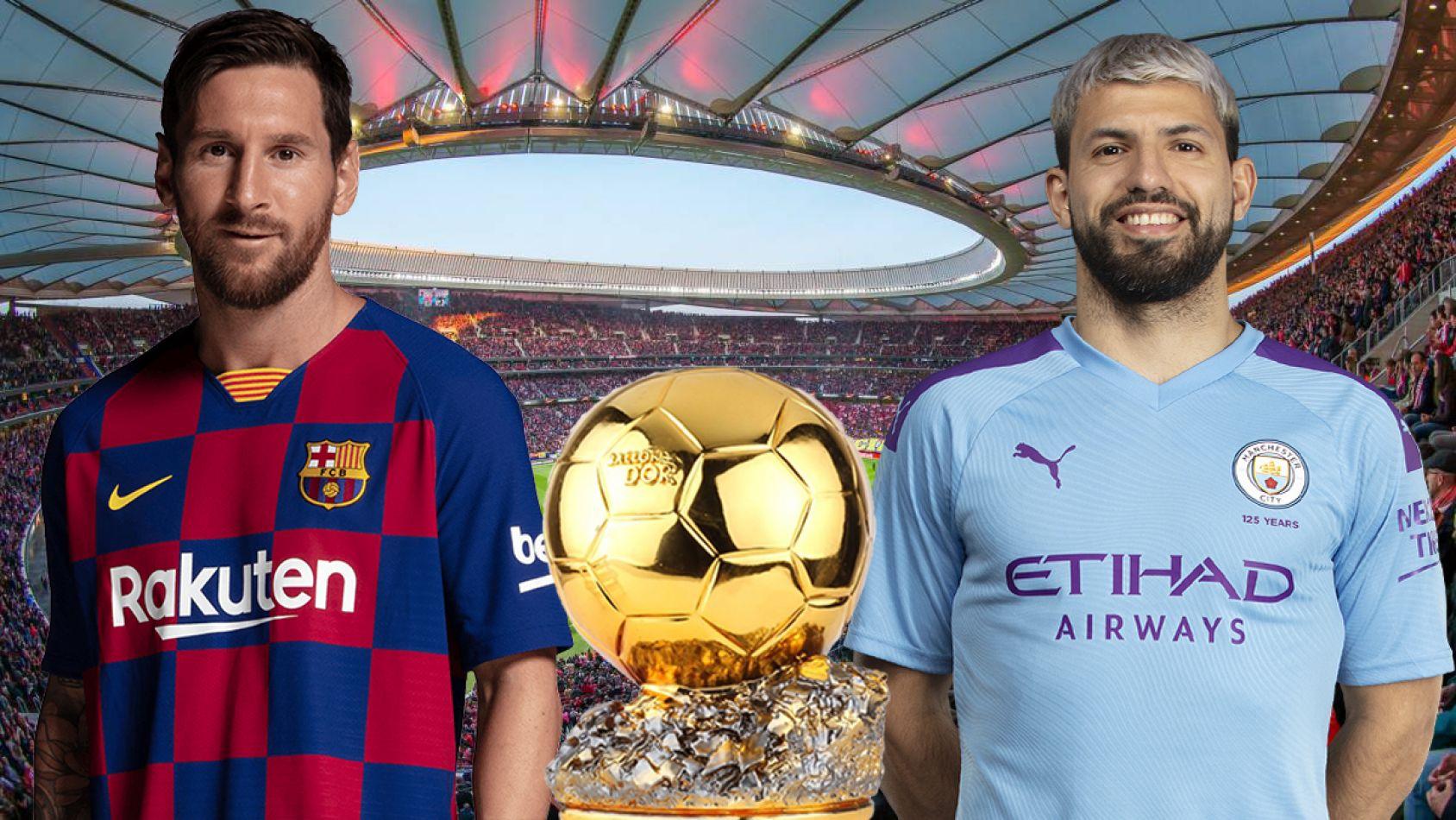Dos futbolistas argentinos nominados al Balón de Oro 2019