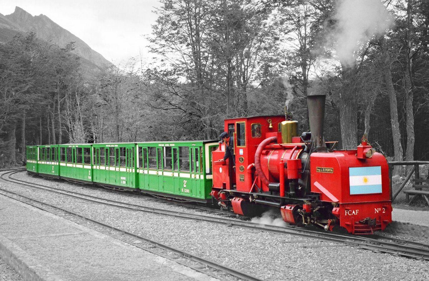 Tren del Fin del Mundo.