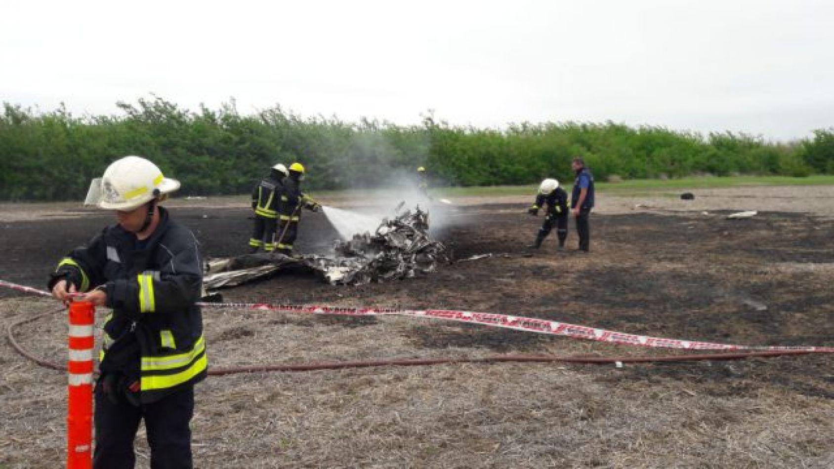 Dueños de Viviendas Amanecer murieron en un accidente aéreo