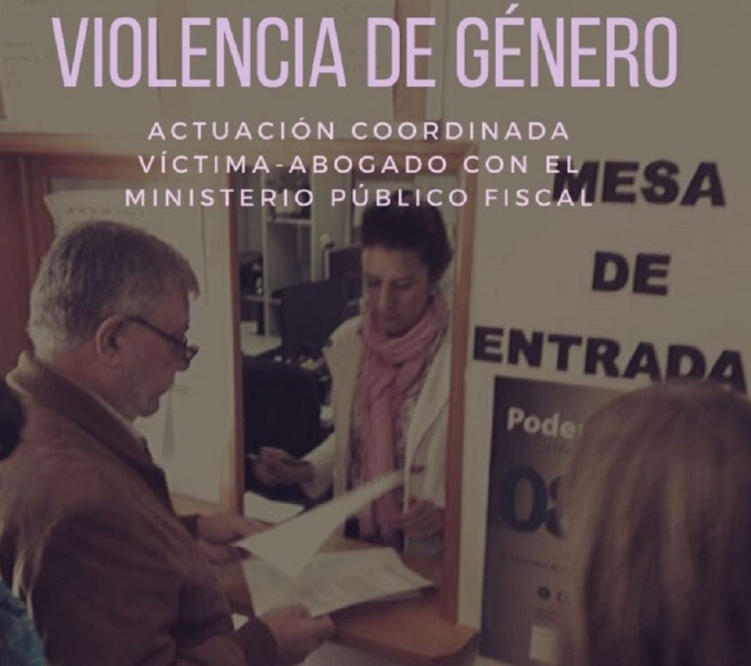 El Ministerio Público Fiscal de Ushuaia brindará capacitación en Violencia de Género