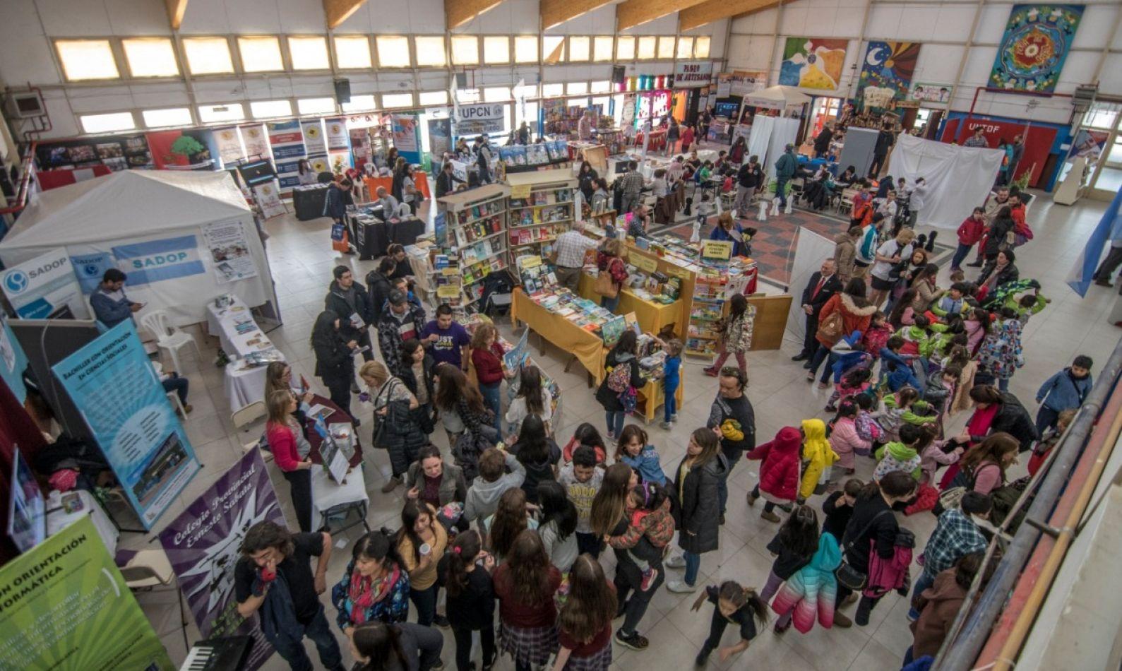 Cultura y Antiguos Pobladores participarán de la Feria del Libro