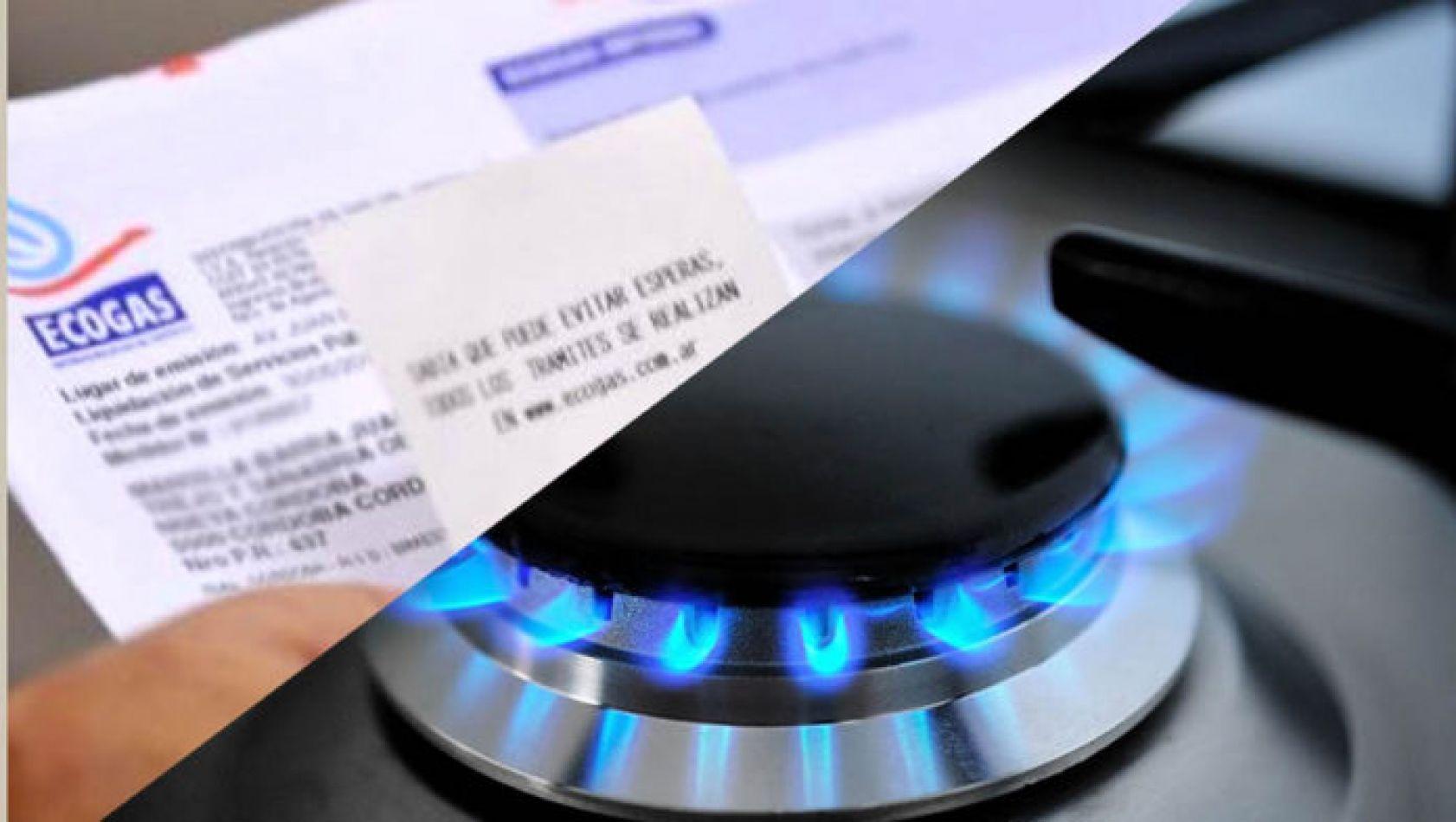 Gobierno oficializó cuadros tarifarios de cinco distribuidoras de gas
