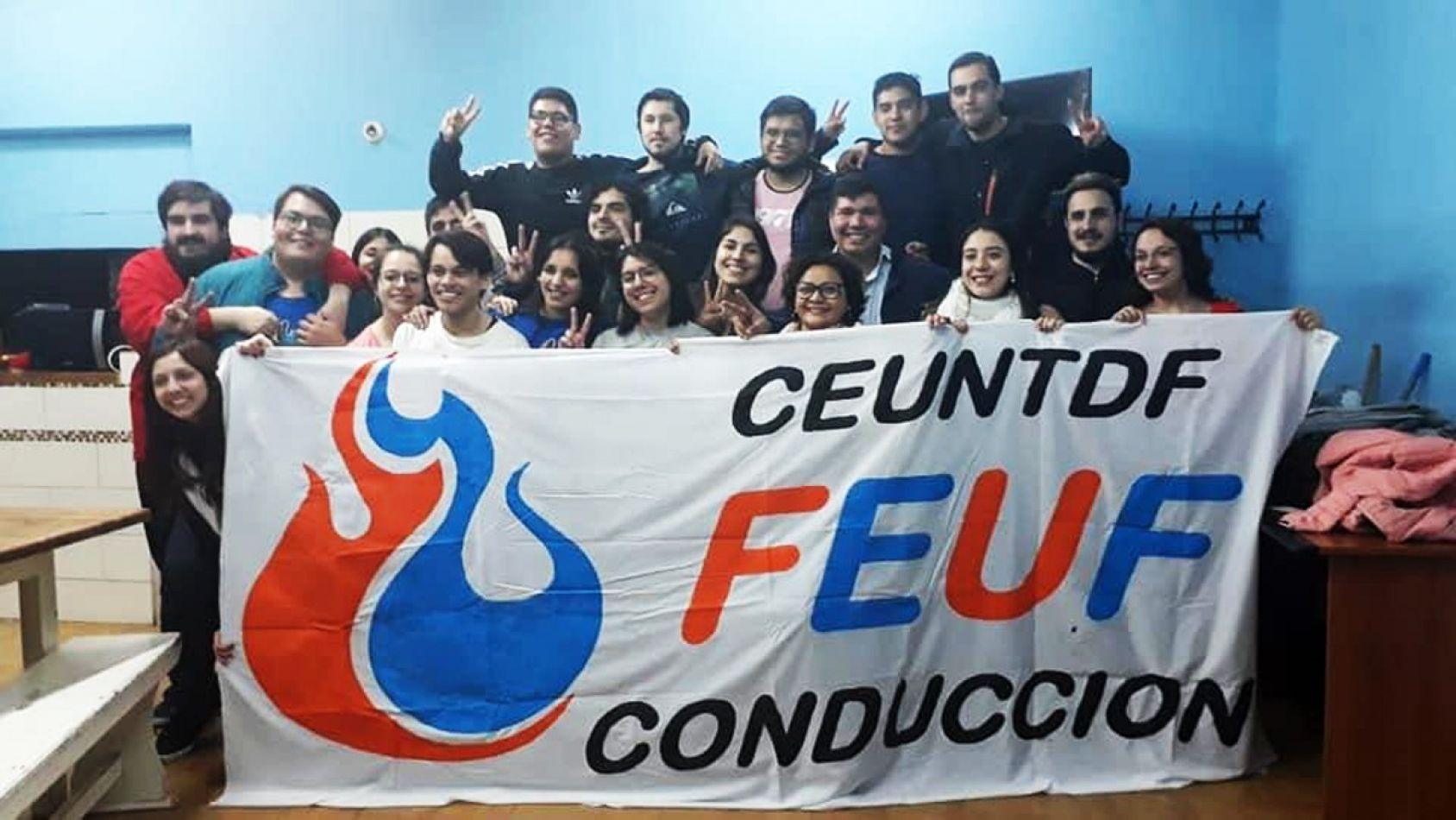 Elecciones para el Centro de Estudiantes de la UNTDF
