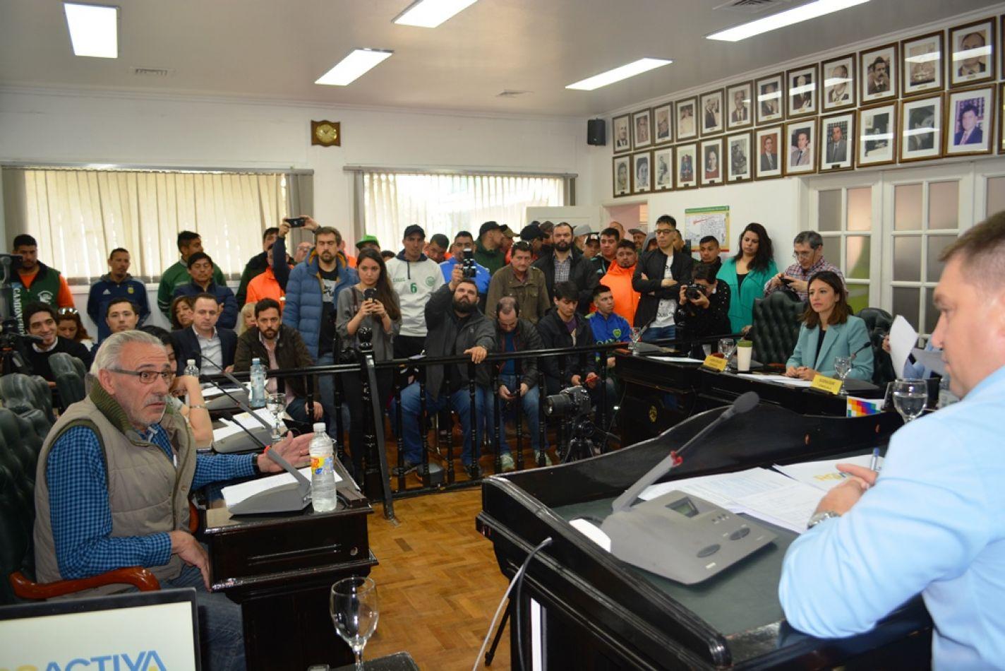 Concejo Deliberante de Río Grande