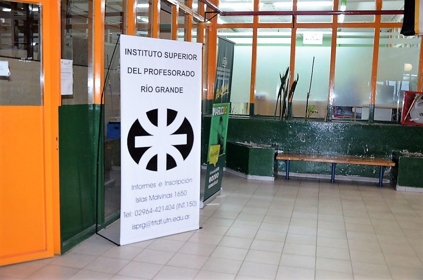 Abrieron las inscripciones para dos nuevos profesorados en Río Grande