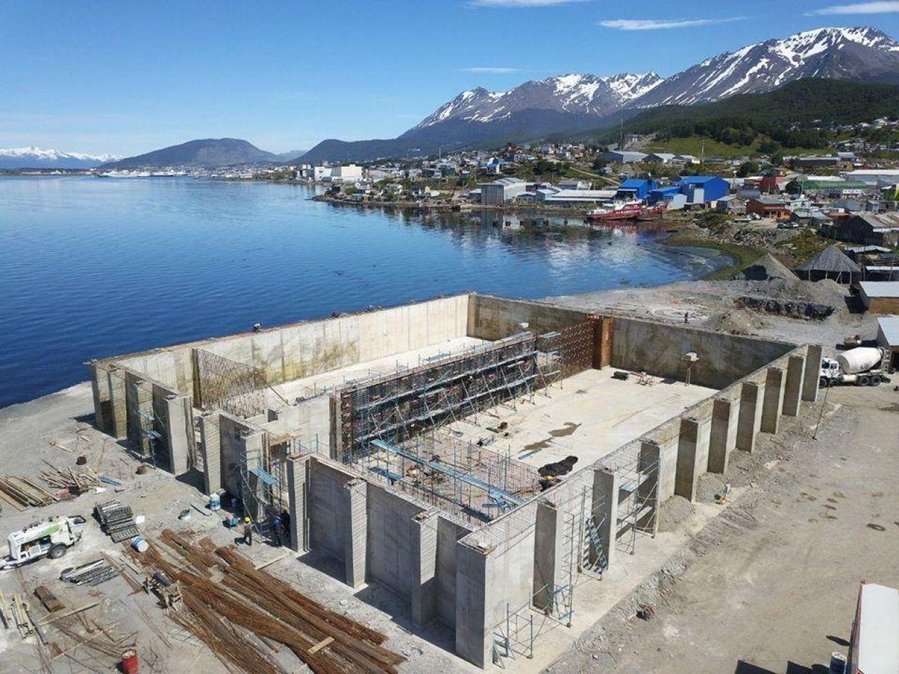 El gobierno de la provincia logró la aprobación de fondos para terminar obras en marcha