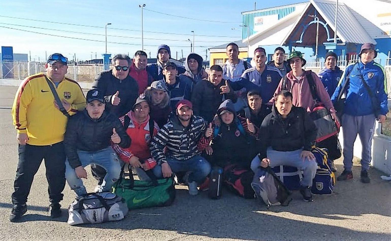 """El equipo de fútbol de Chacra IV, rumbo al """"Provincial de Clubes"""""""