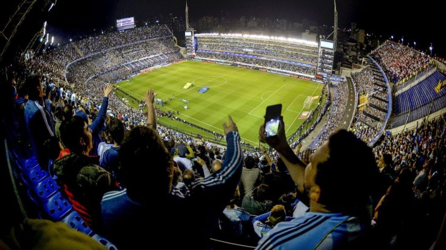 La Bombonera se convirtió en el estadio digital más grande de Argentina