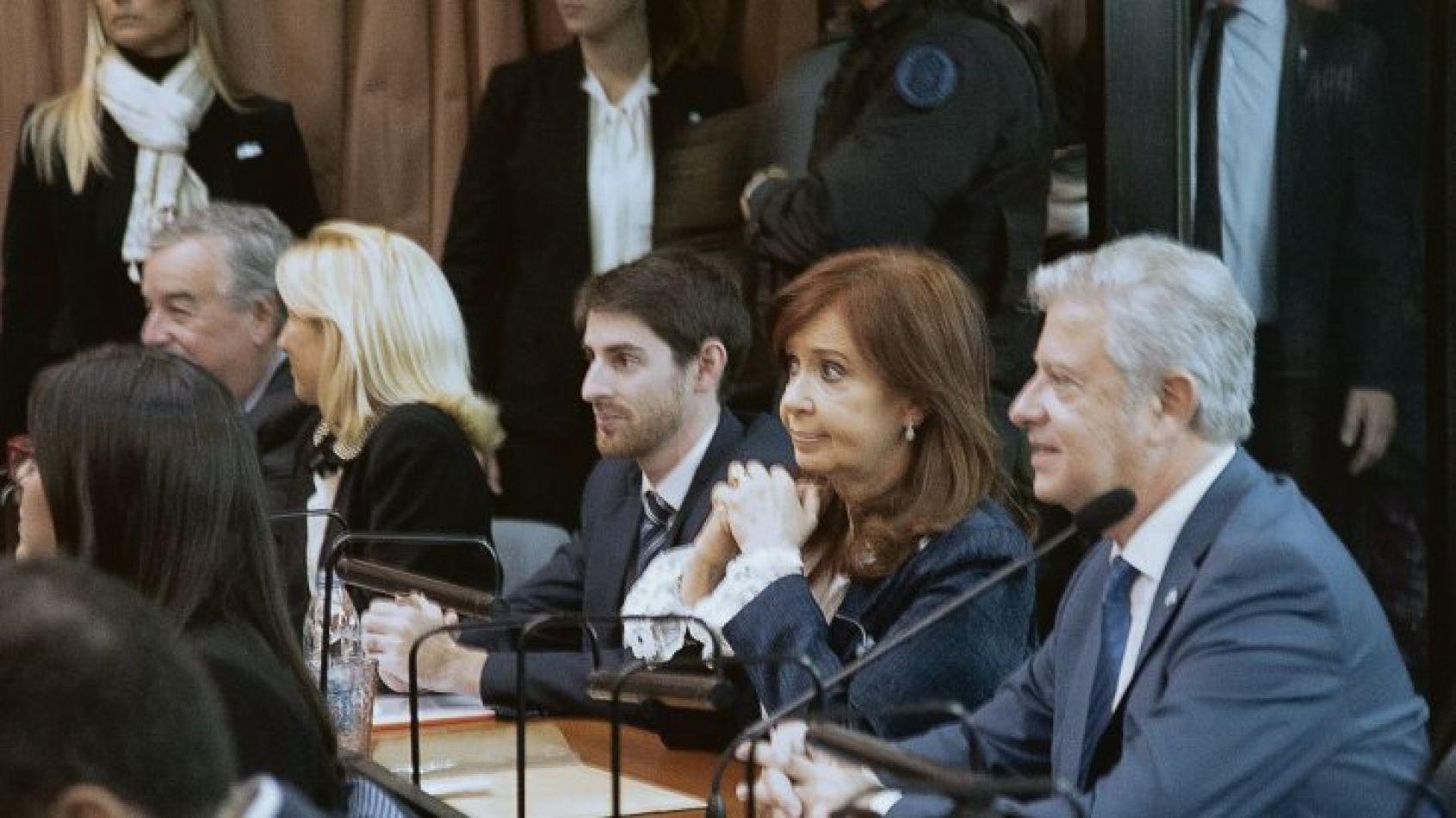 Rechazan trasmitir en vivo la declaración de Cristina en el juicio por obra pública
