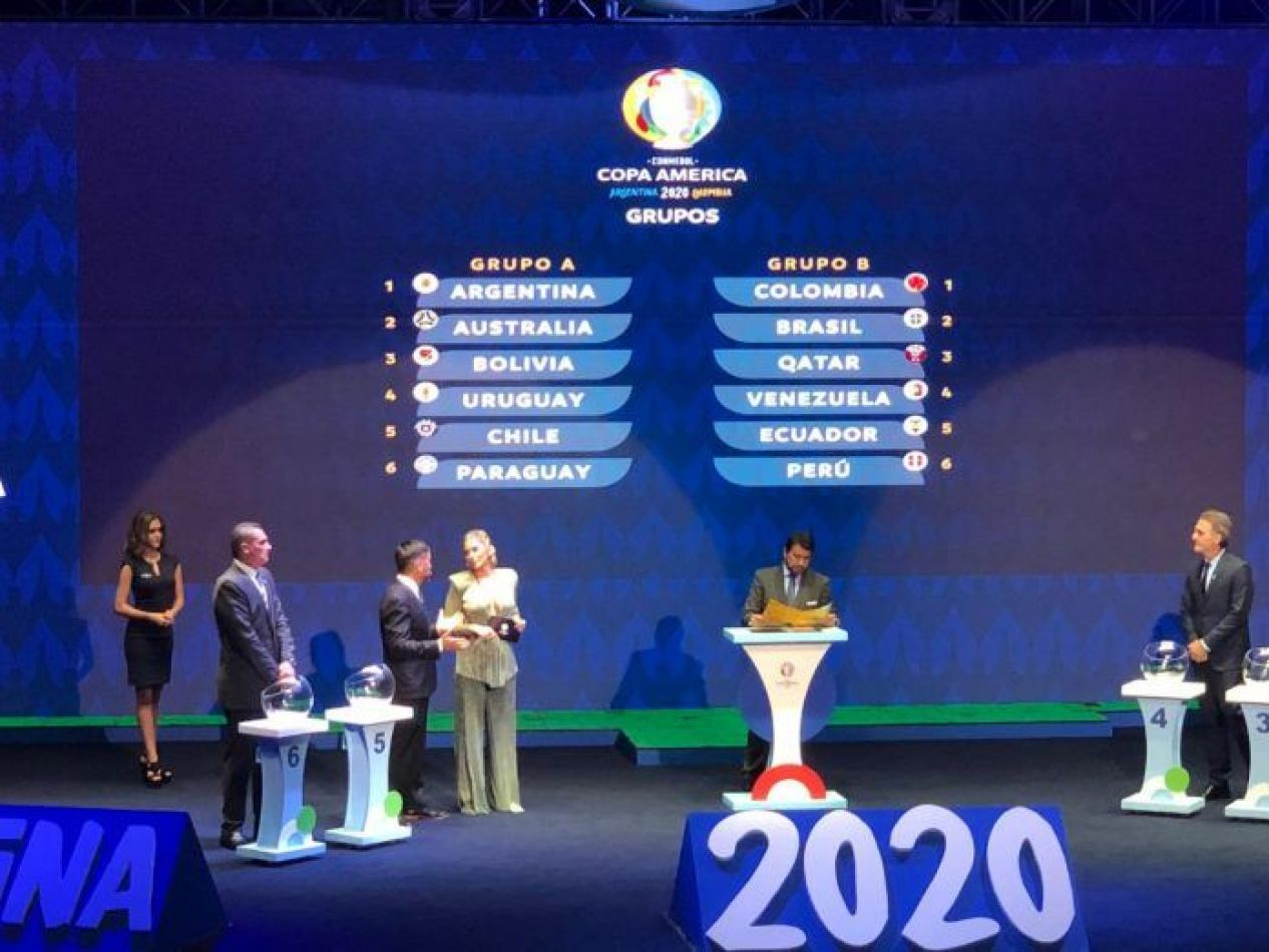 Sorteo: Argentina recibe a Bolivia en La Plata y habrá otros tres partidos en el Estadio Unico