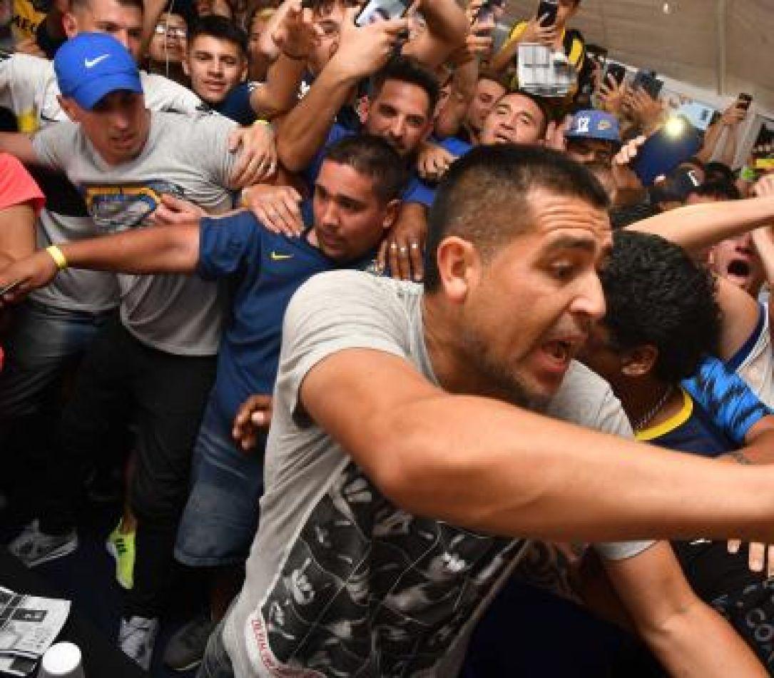 Elecciones en Boca: ganó la lista de Ameal y Riquelme