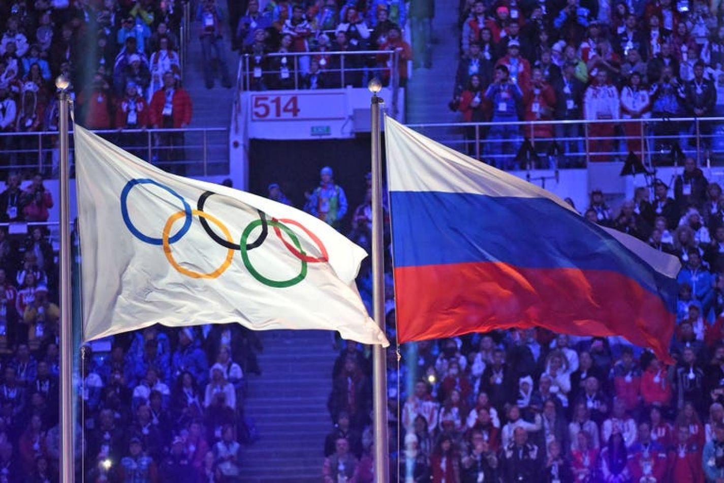 Suspenden a Rusia durante cuatro años y no podrá participar de los Juegos Olímpicos