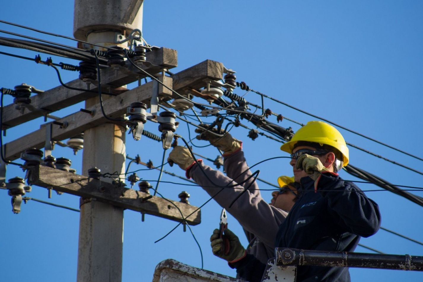Programaron un corte de energía eléctrica para Ushuaia