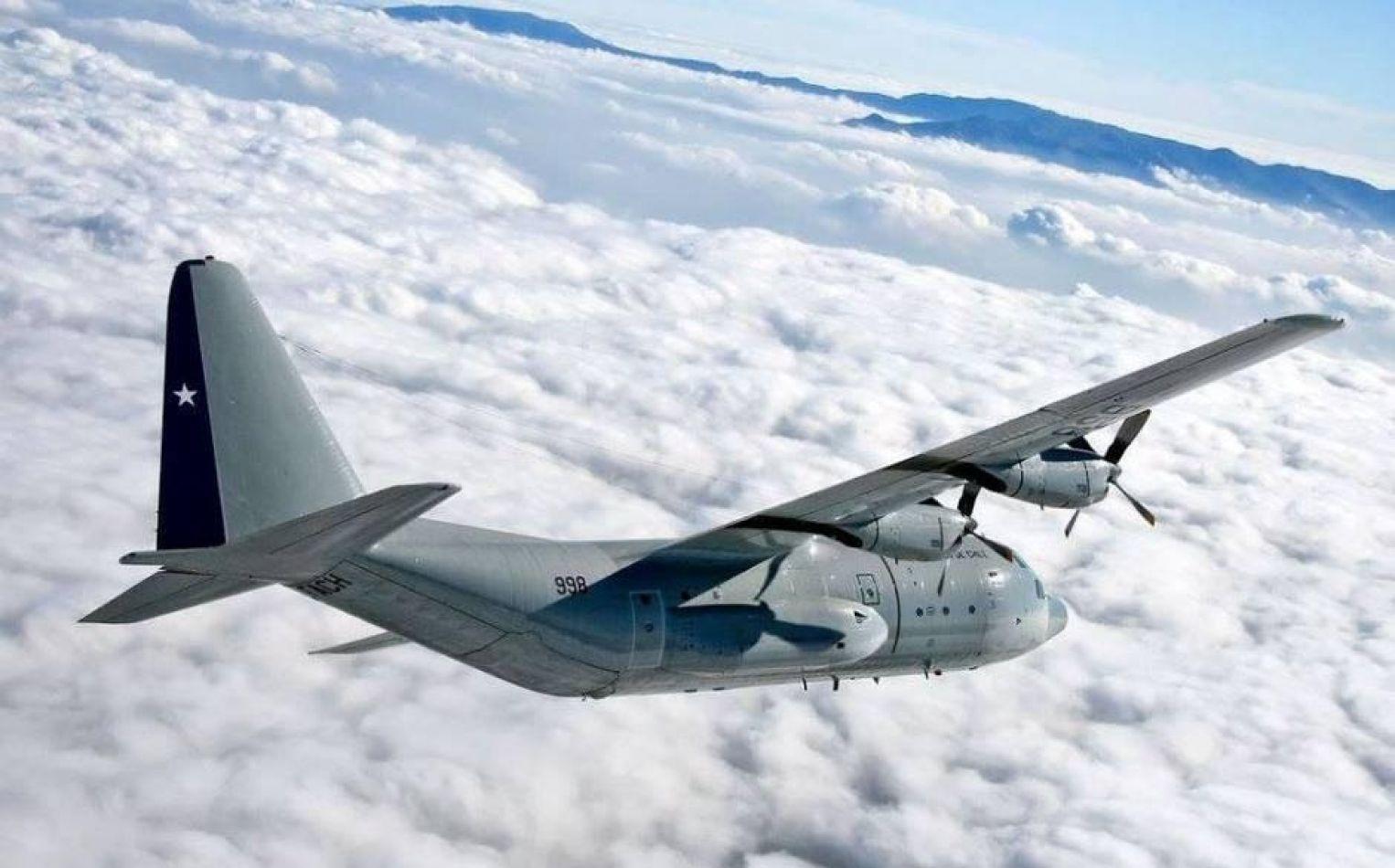 La provincia se puso a disposición de Chile para buscar el avión desaparecido en la Antártida
